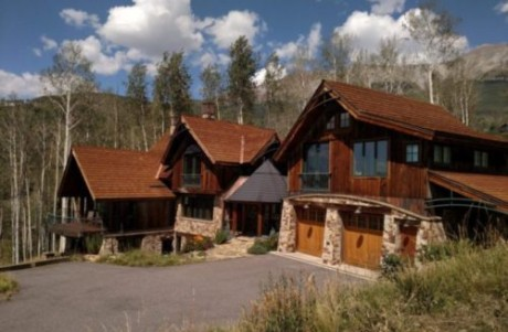114 Aldasoro Blvd., Aldasoro, Telluride, CO- Gerald Ross, Architects